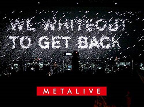 【Amazon.co.jp限定】METALIVE(オリジナル缶バッジ(amazon Ver.) 付き) [Blu-ray]
