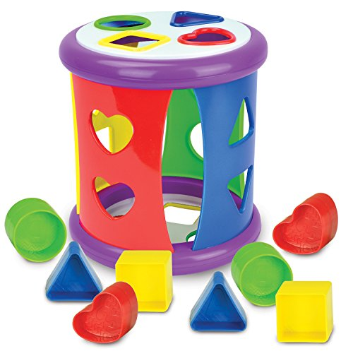 The Learning Journey My First Shape Sorter Game, Multi