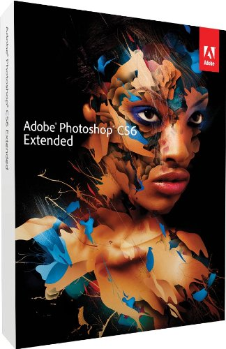 Adobe Photoshop Extended CS6 [LEGACY VERSION]