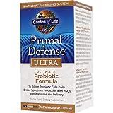 Garden of Life Primal Defense Ultra Ultimate Probiotic Formula, 90 Capsules