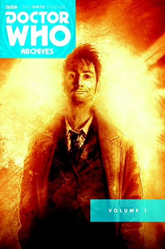 Doctor Who: The Tenth Doctor Archives Omnibus, vol.1