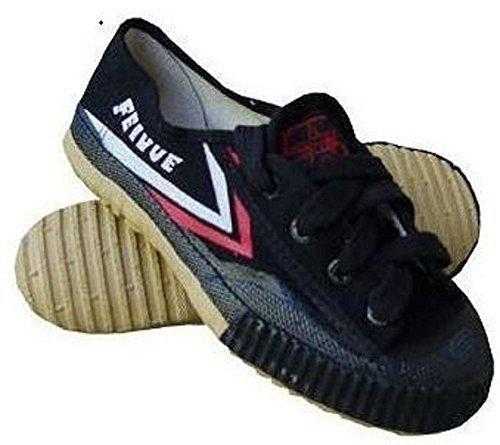 Kung Fu Feiyue Nero Wushu scarpe, misura 46