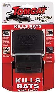 Tomcat Rat Snap Trap, 1-Pack