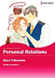 img - for Personal Relations - The Personal Touch! 3 (Harlequin comics) book / textbook / text book