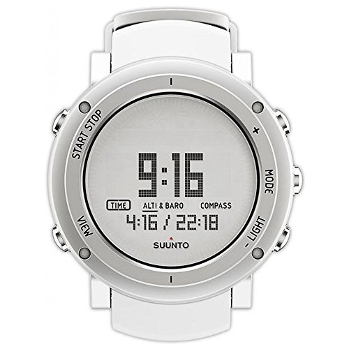 Suunto Core Altimeter Watch Aluminum Pure White - SS018735000