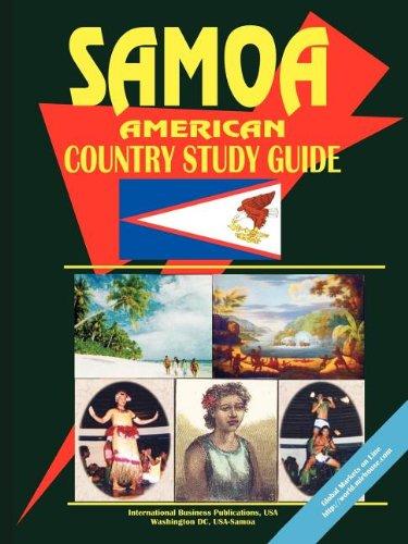 Samoa (American) a Country Study Guide