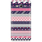 Cover Affair Patterns 3D Printed Back Cover Case For Samsung Galaxy A5