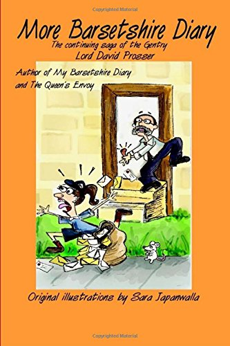 Book: More Barsetshire Diary by David Prosser