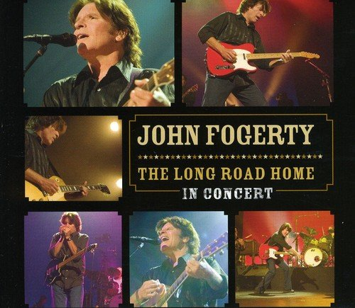 CD : John Fogerty - Long Road Home (Holland - Import, 2 Disc)