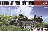 modelcollect ua72002Maqueta de T de 90MAIN Battle Tank Cast Turret