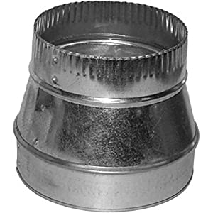 9 To 7 Duct Reducer Ductwork Heating Duct Air Duct Ventilation Fittings Ducting Components