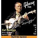 Gibson Earl Scruggs Signature Banjo Strings, Light