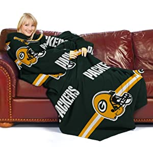 Green Bay Packers Adult Comfy Throw