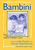 img - for Bambini: The Italian Approach to Infant/Toddler Care (Early Childhood Education, 77) (Early Childhood Education Series) book / textbook / text book