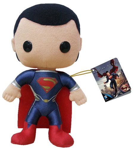 Funko DC Comics Man of Steel Movie: Superman Plush