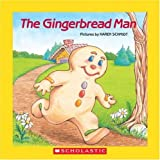 The Gingerbread Man: Book and CD