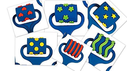 kids-foam-paint-rollers-by-playscene-inc-65-inch-multi-pattern