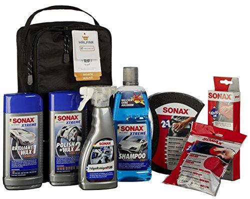 SONAX-761541-AutopflegeSet-mit-Tasche-7-Teile