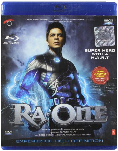 Ra.One Blu-ray UK Release
