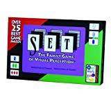 Set The Family Game of visual perception ~ SET Enterprises