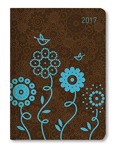 Alpha Edition 170899 Agenda giornaliera Blue Bird, 2017