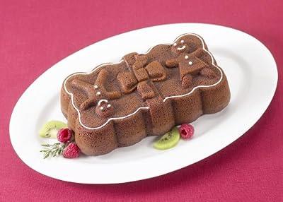 Nordic Ware Gingerbread Loaf Pan