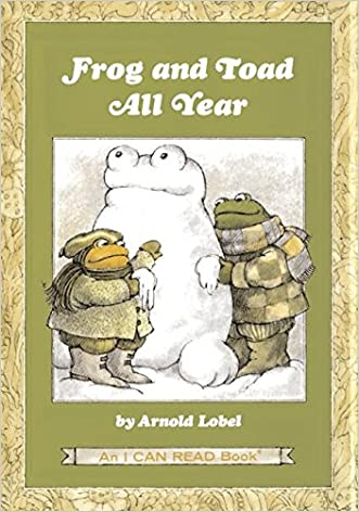 Frog and Toad All Year (I Can Read Book) written by Arnold Lobel