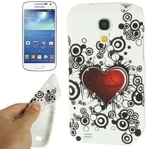 Crazy4Gadget Heart Shaped Pattern TPU Case for Samsung Galaxy S IV mini / i9190