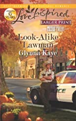 Look-Alike Lawman (Love Inspired (Large Print))