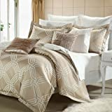 Nygard Home Florence Duvet Cover Set in King (7pc)