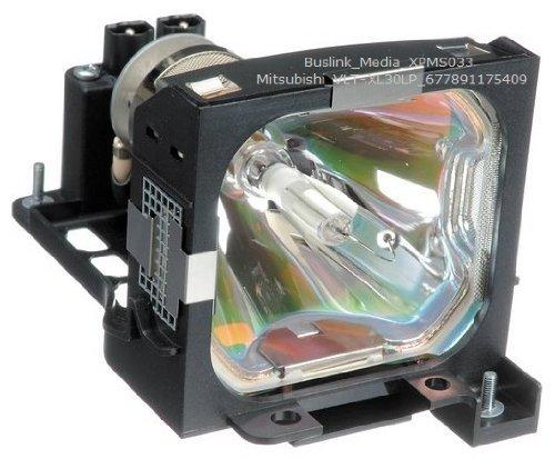 VLT-XL30LP Projector Replacement Lamp for MITSUBISHI LVP-XL25, LVP-XL25U, LVP-XL30, LVP-XL30U, SL25U, XL25U, XL30U