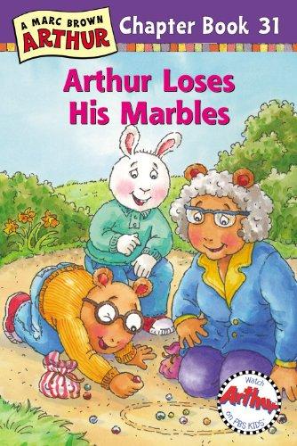 Arthur Loses His Marbles: A Marc Brown Arthur Chapter Book 31 (Marc Brown Arthur Chapter Books)