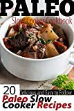 Paleo Slow Cooker Cookbook: 20 Delicious and Easy to Follow Paleo Slow Cooker Recipes