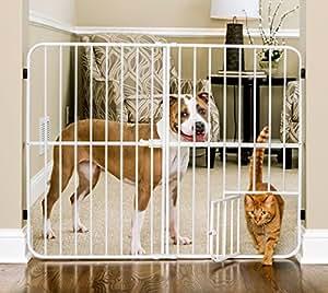 Amazon Com Carlson Extra Tall Metal Expandable Pet Gate