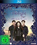 DVD Cover 'Die Twilight Saga - Biss in alle Ewigkeit/The Complete Collection [Blu-ray]