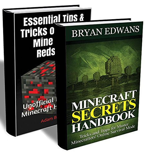 Borrow Minecraft BOX SET 2 IN 1: Minecraft Redstone