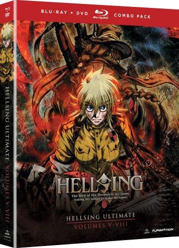 Hellsing Ultimate: 5-8 [Blu-ray] [Import]