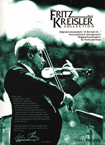 ATF124 - The Fritz Kreisler Collection, Vol. 2