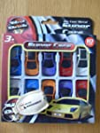 Toy Cars - 10 PACK. Die Cast Metal Su...