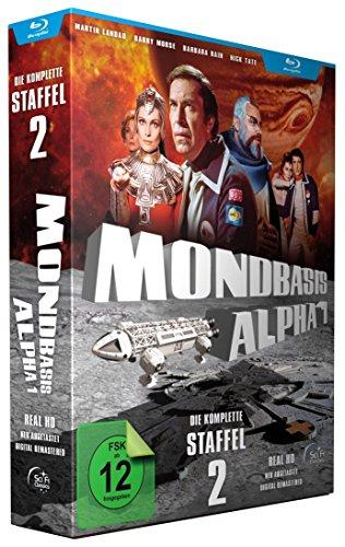 Mondbasis Alpha 1 - Die komplette zweite Staffel (Folge 25-48) - Extended Version HD (Real HD-Neuabtastung) [6 BLU-RAY]