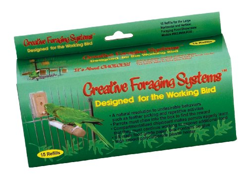Cheap Creative Foraging Systems 660 Small Refill Boxes, 1-3/4 W by 3-3/4 L (020-00719)