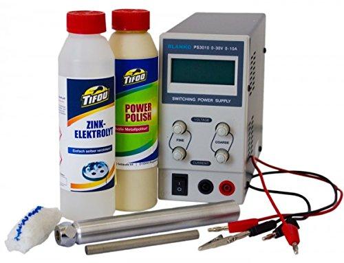 e-zinco-penna-impianto-per-la-galvanizzazione-elettrolita-di-zinco-re-zinco-set-completo