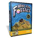 Mine for Fossils Science Kit - Dig Up 10 Prehistoric Fossils!