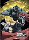 Great Eastern Entertainment FMA Brotherhood Moon Wall Scroll, 33 by 44-Inch