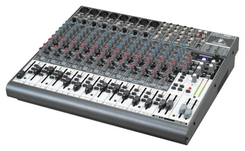 Behringer 2222Fx 22-Input 2/2 Bus Mixer With Effects And Usb front-204772