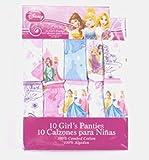Disney Princess 10 Girl's Panties (4T)