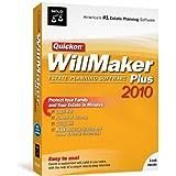 Quicken Willmaker Plus 2010 [Old Version] ~ Nolo Press