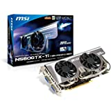 MSI GeForce GTX560 Ti 1 GB DDR5 2DVI/Mini HDMI PCI-Express Video Card N560GTX TI TWIN FROZR II OC