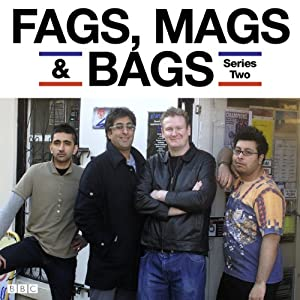 Fags, Mags & Bags: Complete Series 2 Radio/TV Program
