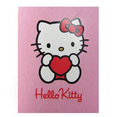 Hello Kitty Polar Fleece Blanket 160Cm X 125Cm front-902286